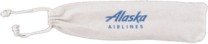 Alaska Airlines Reusable Straw