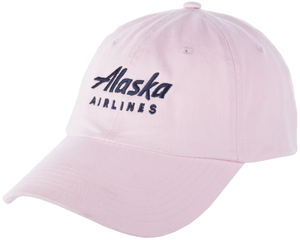 Alaska Airlines Wordmark Cap