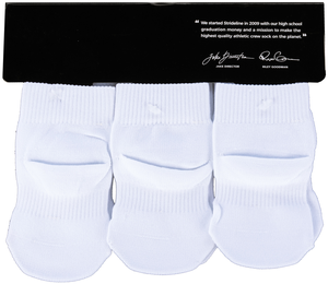 Alaska Airlines Baby Socks (3 Pack)