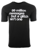"""99 Million"" classic tee image 1"