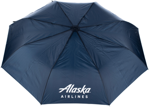 Alaska Airlines Umbrella Mini