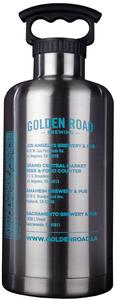 Golden Road Stainless Steel Growler