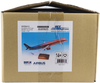 Alaska Airlines Model 1/100 scale Skymarks Supreme A321 neo More to Love image 3