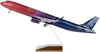 Alaska Airlines Model 1/100 scale Skymarks Supreme A321 neo More to Love image 1