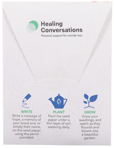 Healing Seed Paper (Pack of 10)