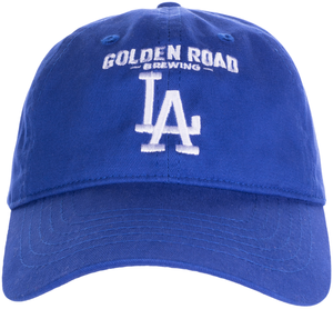 Dodgers Semi-Structured Premium Hat