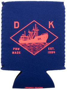 Diamond Knot Coozie