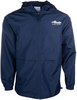 Unisex Alaska Airlines Full Zip Lightweight Jacket  image 1