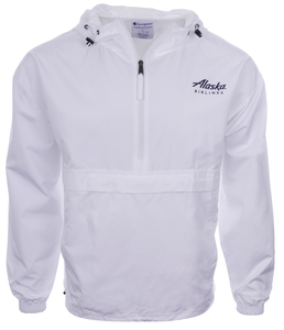 Unisex Alaska Airlines Packable Jacket