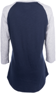 Women's Alaska Airlines Baseball Tee