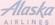 Women's Alaska Airlines Baseball Tee image 3
