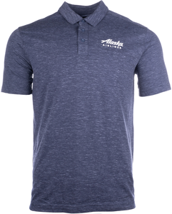Men's Alaska Airlines Fireside Polo