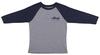 Alaska Airlines T-shirt Youth Baseball image 1