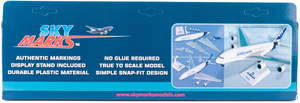 Alaska Airlines Model 1/150 scale Skymarks A321 neo More to Love