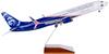 Alaska Airlines Model 1/100 scale Skymarks Supreme 737-900 Honoring Those Who Serve image 2