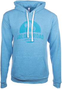 Golden Road Triblend Pullover Hoodie