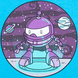 Women's Dotnet-Bot Tee