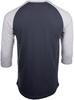 Alaska Airlines T-shirt Mens Champion Baseball image 2