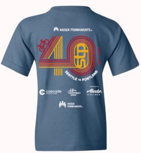 STP 40th Anniversary Youth T-Shirt