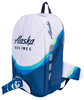 Alaska Airlines Backpack Airplane image 3