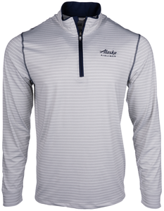 Men's Cutter and Buck Meridian Half Zip