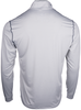 Alaska Airlines Sweatshirt Mens Cutter and Buck Meridian Striped 1/2 Zip image 2