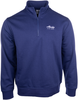 Alaska Airlines Sweatshirt Mens Cutter and Buck 1/2 Zip image 1