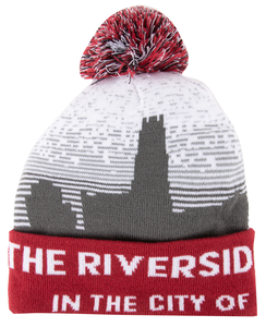 The Riverside Church Beanie w/ Pom