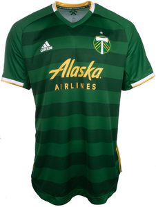 Unisex Alaska Airlines Timbers Jersey