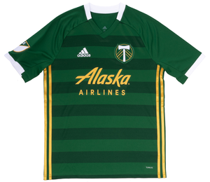 Alaska Airlines Youth Timbers Jersey