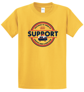 STP 2019 Support Unisex T-Shirt