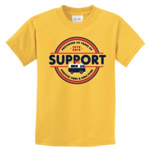 STP 2019 Support Youth T-Shirt