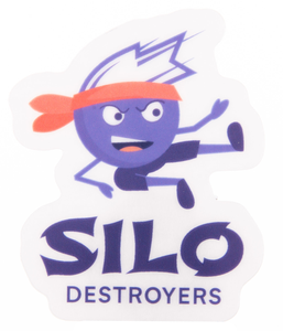 Silo Destroyer Sticker