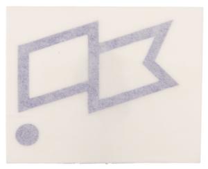 Flag Icon Sticker 19'