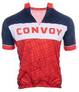 Unisex Convoy Bicycling Jersey