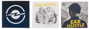 Ear Hustle Sticker Pack