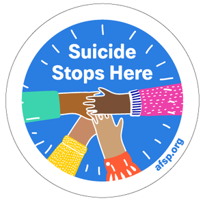 Mental Health Stickers (Pack of 15)