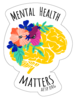 Mental Health Stickers (Pack of 15) image 6