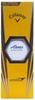 Alaska Airlines Golf Balls Callaway Sleeve of 3 image 1