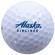 Alaska Airlines Callaway Golf Balls - Sleeve of 3 image 2