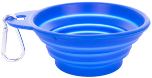 Alaska Airlines Collapsible Pet Bowl