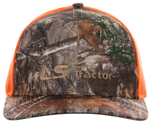 Realtree Embroidered Trucker Cap