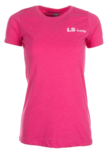 Ladies Pink Logo T-Shirt