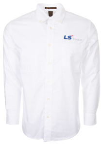 Logo Long Sleeve Oxford