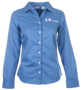 Ladies Avesta Stain Resistant Twill Shirt