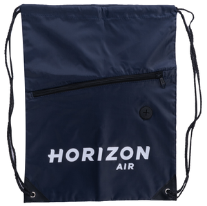 Horizon Air Drawstring Cinch Pack