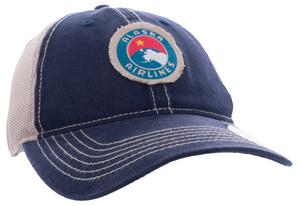 Alaska Airlines Cap Historical