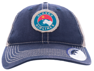 Alaska Airlines Cap Historical