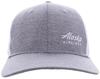 Alaska Airlines Cap AHead Grey Mesh image 1