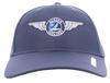 Alaska Airlines Cap Ahead Mesh Wing Cap Fitted image 1